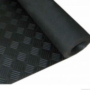 Напольные покрытия из резины