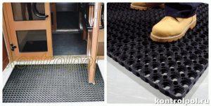 Резиновые-ячеистые-коврики