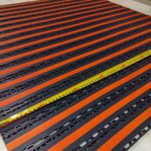 Грязезащитное покрытие Резина Трио модульное