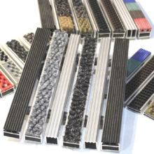 Алюминиевые грязезащитные решетки цена