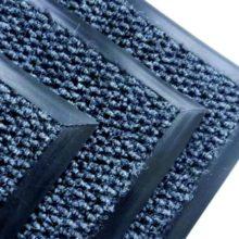 Грязезащитные ворсовые покрытия на резиновой основе