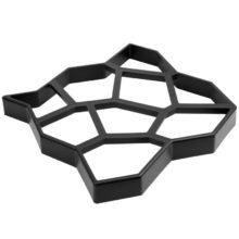 Форма для отливки садовых дорожек 50х50х6 см VORTEX / 2
