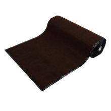 """Коврик влаговпитывающий, ребристый 120*1500 см """"VORTEX"""", коричневый / 1"""
