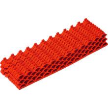 Модульное покрытие 10мм, красный, Vortex/5