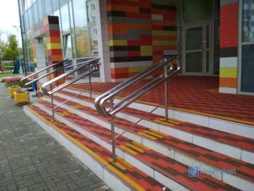 Грязезащитные покрытия в Москве